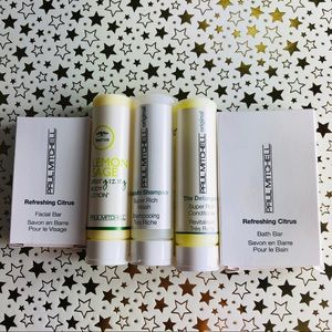 New! Paul Mitchell Personal Hygiene Travel Set
